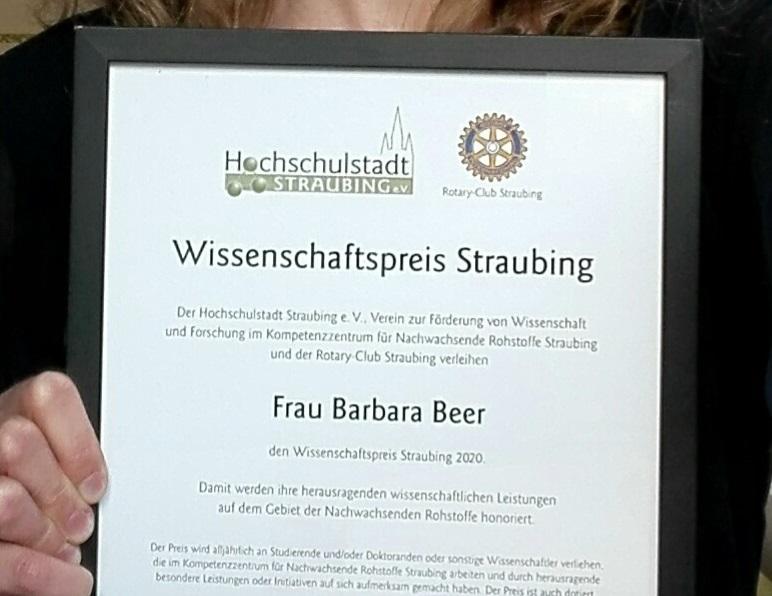 Gewinner Wissenschaftspreis 2020